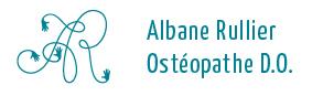 Albane Rullier ostéopathe D.O.